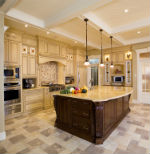 Home remodeling Kingwood TX finished kitchen